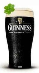 St patricks Day graphics guiness beer